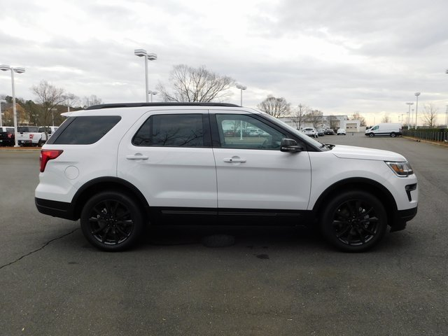 2019 Ford Explorer XLT 4X4 SUV Automatic