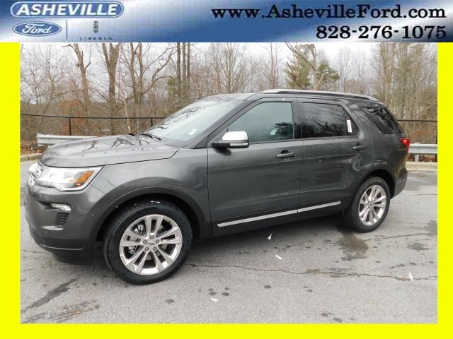2019 Ford Explorer XLT 4 Door 3.5L V6 Ti-VCT Engine 4X4 Automatic SUV