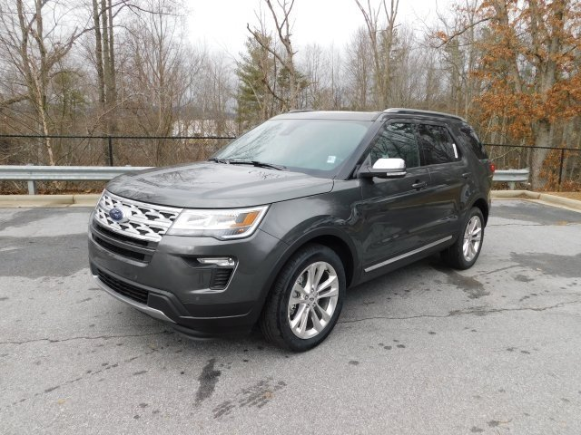 2019 Ford Explorer XLT 4 Door SUV Automatic 3.5L V6 Ti-VCT Engine 4X4