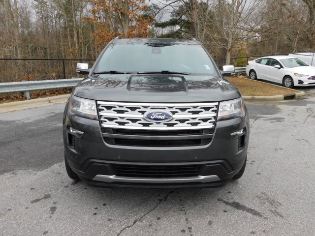 2019 Ford Explorer XLT 3.5L V6 Ti-VCT Engine SUV Automatic