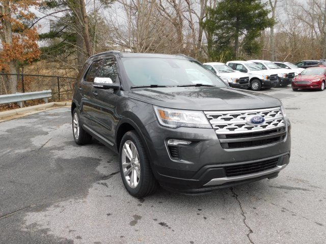 2019 Ford Explorer XLT 3.5L V6 Ti-VCT Engine SUV Automatic 4 Door 4X4
