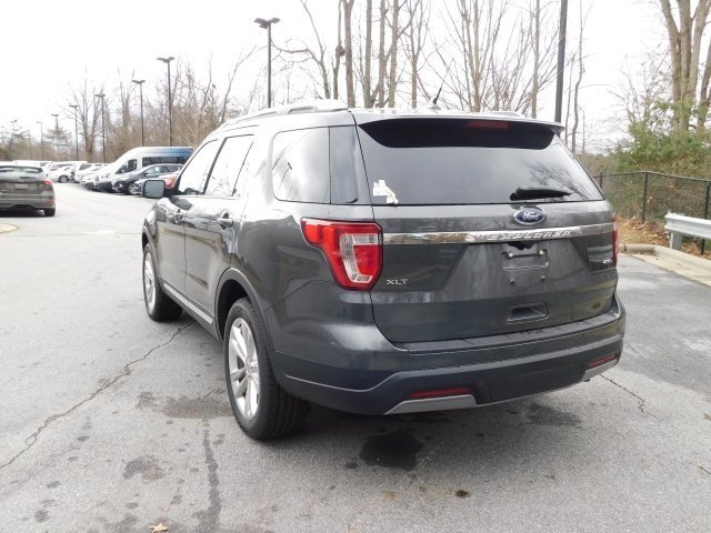 2019 Ford Explorer XLT 4X4 3.5L V6 Ti-VCT Engine SUV Automatic