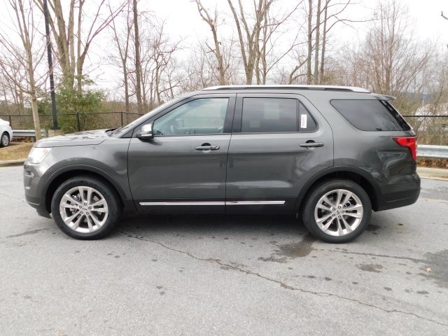 2019 Ford Explorer XLT SUV 4 Door 3.5L V6 Ti-VCT Engine Automatic