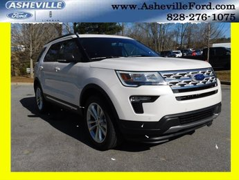 2019 Ford Explorer XLT 3.5L V6 Ti-VCT Engine 4 Door Automatic 4X4