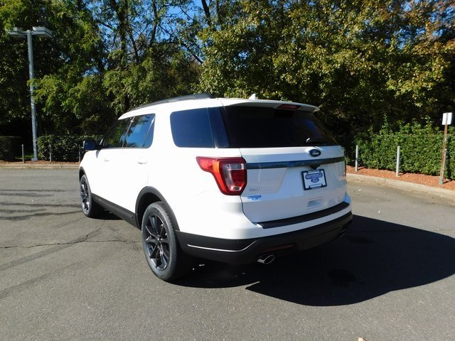 2019 Ford Explorer XLT 3.5L V6 Ti-VCT Engine 4 Door Automatic SUV 4X4