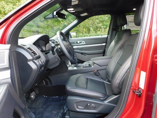 2018 Ford Explorer Sport 3.5L Engine 4X4 4 Door Automatic