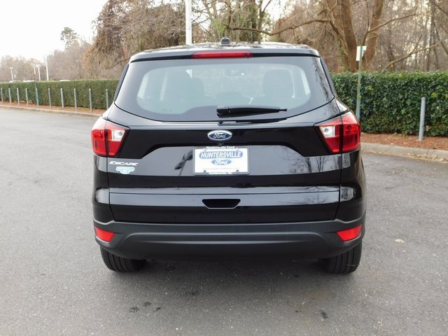 2019 Agate Black Metallic Ford Escape S 4 Door Automatic 2.5L iVCT Engine FWD
