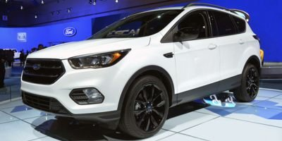 2019 Magnetic Metallic Ford Escape S FWD 2.5L iVCT Engine 4 Door SUV