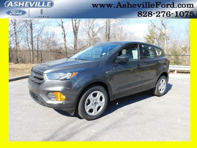 2019 Magnetic Metallic Ford Escape S 4 Door SUV 2.5L iVCT Engine