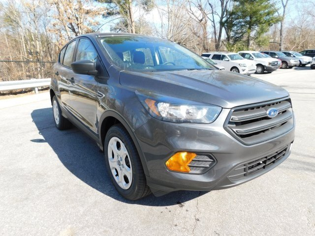 2019 Ford Escape S Automatic SUV FWD 4 Door 2.5L iVCT Engine