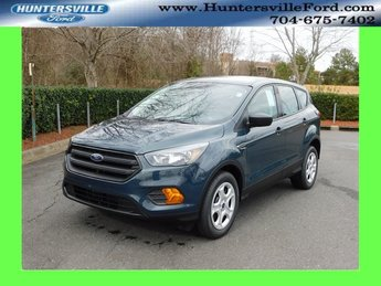 2019 Baltic Sea Green Metallic Ford Escape S 2.5L iVCT Engine SUV FWD 4 Door Automatic