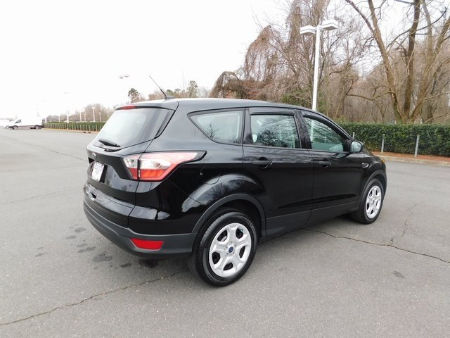 2017 Shadow Black Ford Escape S FWD 4 Door Automatic
