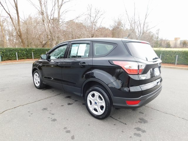 2017 Ford Escape S 4 Door Automatic SUV FWD 2.5L i-VCT Engine