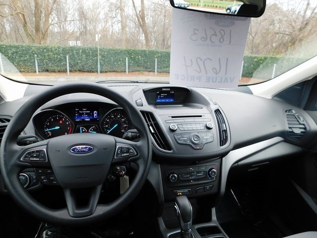 2017 Shadow Black Ford Escape S 2.5L i-VCT Engine FWD SUV Automatic
