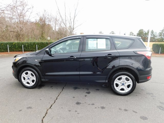 2017 Ford Escape S Automatic 2.5L i-VCT Engine FWD