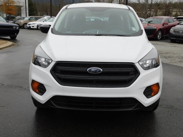 2019 Ford Escape S SUV 2.5L iVCT Engine FWD Automatic 4 Door