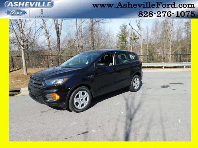 2019 Ford Escape S SUV FWD 4 Door 2.5L iVCT Engine Automatic