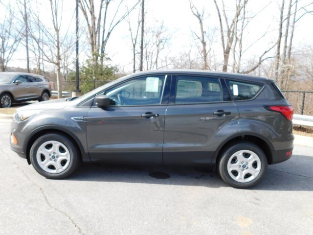 2019 Ford Escape S Automatic FWD 2.5L iVCT Engine 4 Door SUV