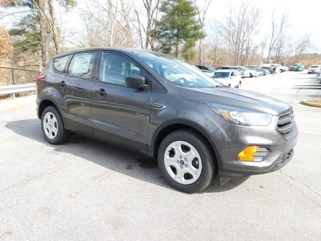 2019 Ford Escape S 2.5L iVCT Engine SUV Automatic