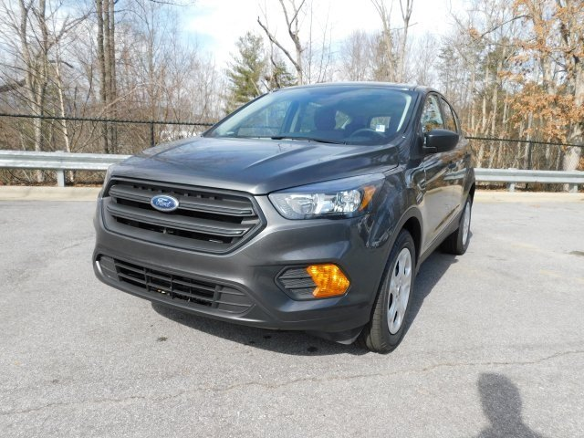 2019 Magnetic Metallic Ford Escape S FWD Automatic 4 Door