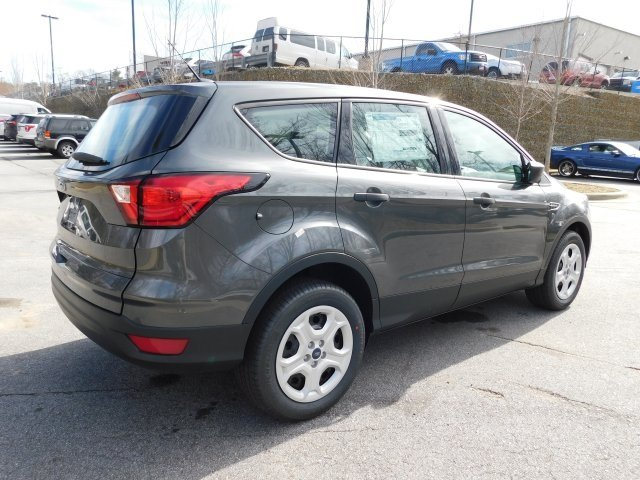 2019 Ford Escape S 2.5L iVCT Engine SUV FWD Automatic 4 Door