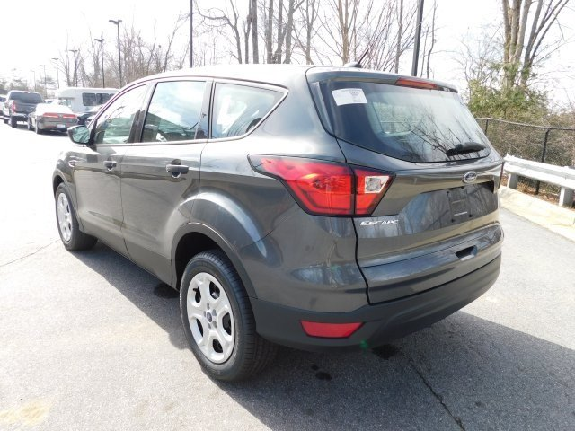 2019 Magnetic Metallic Ford Escape S SUV 2.5L iVCT Engine FWD