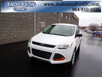 2016 Ford Escape S Duratec 2.5L I4 Engine Automatic SUV 4 Door