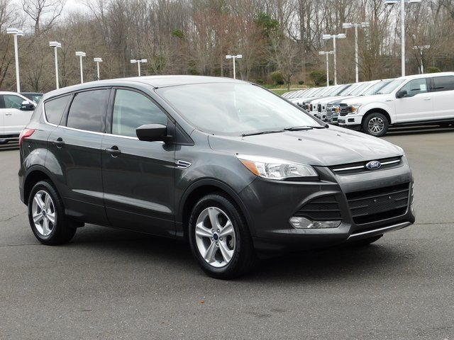 2016 Magnetic Ford Escape SE Automatic SUV Duratec 2.5L I4 Engine 4 Door FWD