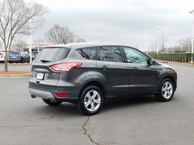 2016 Magnetic Ford Escape SE 4 Door Duratec 2.5L I4 Engine Automatic FWD