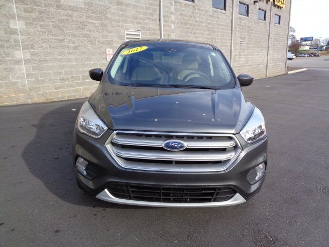 2017 Ford Escape SE 4 Door EcoBoost 2.0L I4 GTDi DOHC Turbocharged VCT Engine SUV Automatic