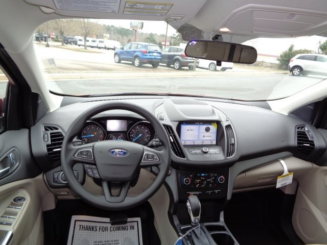 2019 Ford Escape SE Automatic FWD EcoBoost 1.5L I4 GTDi DOHC Turbocharged VCT Engine