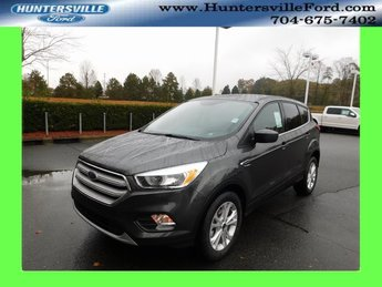 2019 Magnetic Metallic Ford Escape SE EcoBoost 1.5L I4 GTDi DOHC Turbocharged VCT Engine FWD 4 Door Automatic