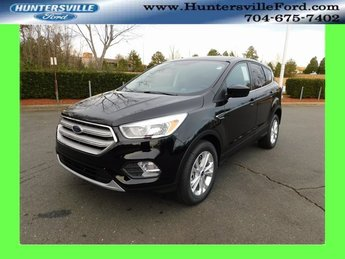 2019 Agate Black Metallic Ford Escape SE Automatic 4 Door SUV