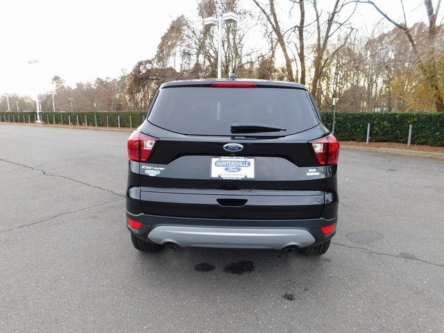 2019 Ford Escape SE Automatic 4 Door SUV EcoBoost 1.5L I4 GTDi DOHC Turbocharged VCT Engine FWD