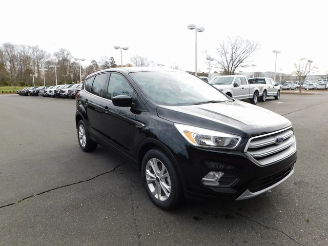 2019 Ford Escape SE EcoBoost 1.5L I4 GTDi DOHC Turbocharged VCT Engine SUV FWD Automatic 4 Door