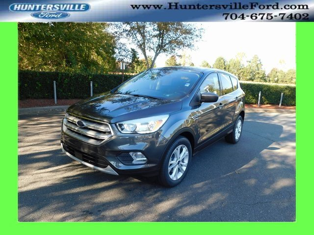 2019 Magnetic Metallic Ford Escape SE EcoBoost 1.5L I4 GTDi DOHC Turbocharged VCT Engine FWD 4 Door SUV Automatic