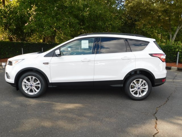 2018 Ford Escape SE EcoBoost 1.5L I4 GTDi DOHC Turbocharged VCT Engine SUV 4 Door