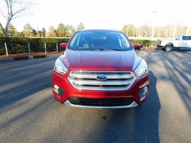 2019 Ford Escape SE FWD Automatic EcoBoost 1.5L I4 GTDi DOHC Turbocharged VCT Engine