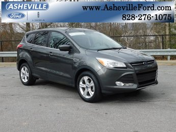 2016 Magnetic Ford Escape SE FWD Automatic EcoBoost 1.6L I4 GTDi DOHC Turbocharged VCT Engine