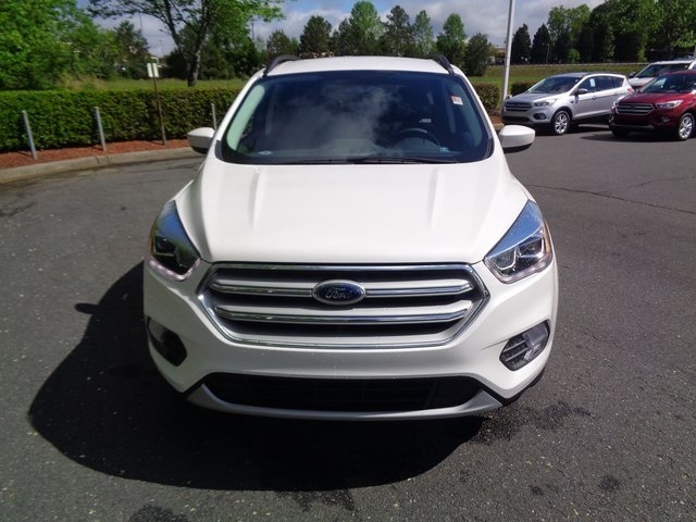 2018 Ford Escape SEL FWD EcoBoost 1.5L I4 GTDi DOHC Turbocharged VCT Engine 4 Door Automatic