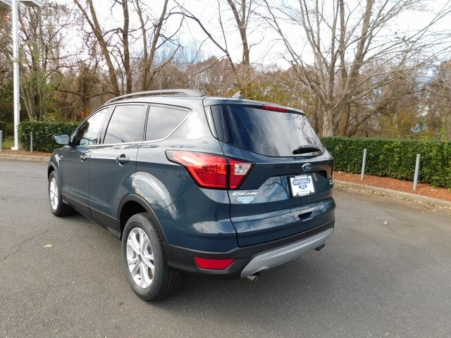 2019 Ford Escape SEL EcoBoost 1.5L I4 GTDi DOHC Turbocharged VCT Engine Automatic FWD SUV