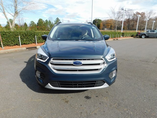 2019 Ford Escape SEL Automatic SUV EcoBoost 1.5L I4 GTDi DOHC Turbocharged VCT Engine 4 Door FWD