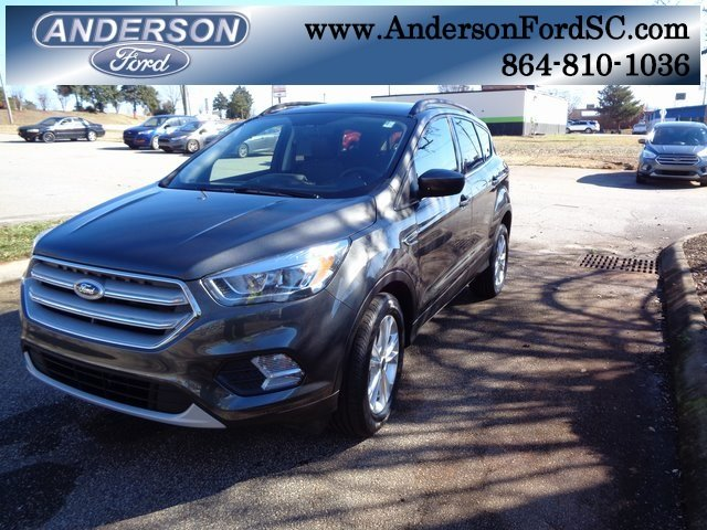 2019 Magnetic Metallic Ford Escape SEL 4 Door EcoBoost 1.5L I4 GTDi DOHC Turbocharged VCT Engine FWD Automatic SUV