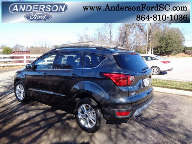 2019 Ford Escape SEL SUV FWD EcoBoost 1.5L I4 GTDi DOHC Turbocharged VCT Engine