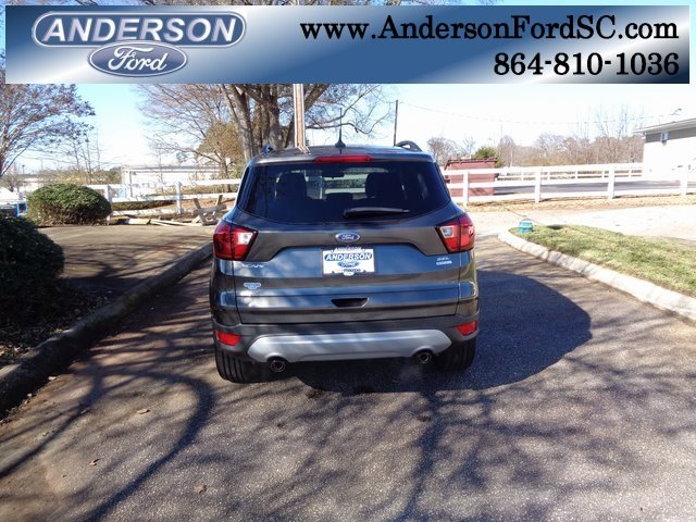 2019 Ford Escape SEL Automatic SUV FWD EcoBoost 1.5L I4 GTDi DOHC Turbocharged VCT Engine 4 Door