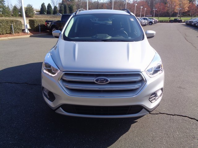 2018 Ingot Silver Metallic Ford Escape SEL SUV Automatic 4 Door