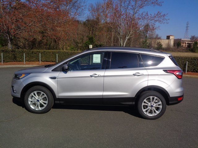2018 Ford Escape SEL SUV EcoBoost 1.5L I4 GTDi DOHC Turbocharged VCT Engine Automatic FWD