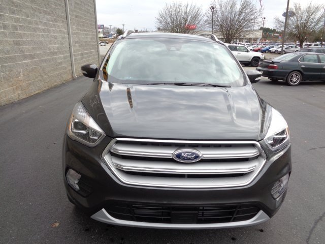 2019 Ford Escape Titanium EcoBoost 2.0L I4 GTDi DOHC Turbocharged VCT Engine SUV FWD
