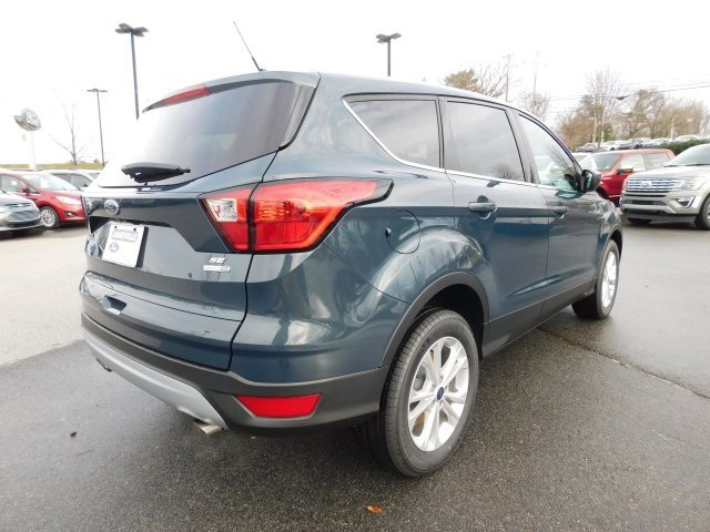 2019 Ford Escape SE EcoBoost 1.5L I4 GTDi DOHC Turbocharged VCT Engine Automatic 4X4