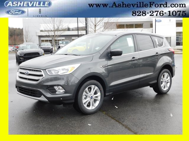 2019 Magnetic Metallic Ford Escape SE Automatic 4X4 4 Door SUV EcoBoost 1.5L I4 GTDi DOHC Turbocharged VCT Engine